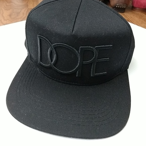 separation shoes accad 8727c Dope Other - Dope Classic Logo Snapback Cap
